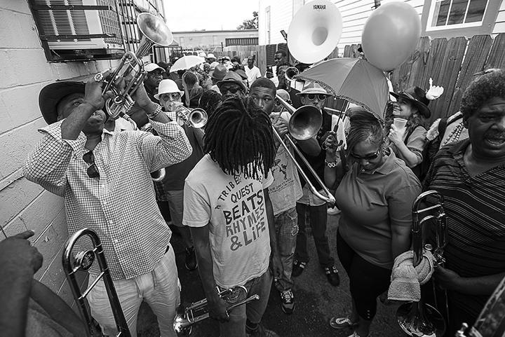 Brass Band The Treme