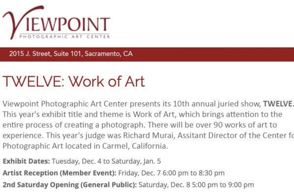 Viewpoint Photographic Arts Center